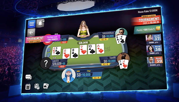 How to Enjoy Playing Poker With More Skilled Players